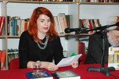 Dr Tanja Rakić govori o Svetosavskom konkursu