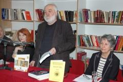 Duško M. Petrović govori pesmu posvećenu Svetom Savi