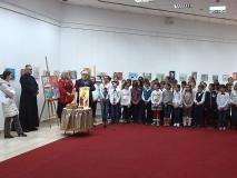 Присутни на слави Друштва Свети Сава у Бањалуци