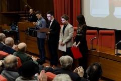 Студенти Филолошког факултета говоре песме о Светом Сави