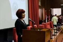 Тања Ракић - водитељка свечаности
