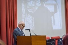 Драган Лакићевић говори своју беседу