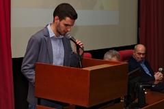 Филип Љубојевић најављује програм свечаности