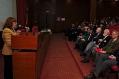 Проф. др Зона Мркаљ образлаже одлуке жирија