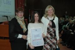 Anamarija Bozinovski druga nagrada