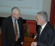 Dusan Zupan i dr Ljubodrag Ristic
