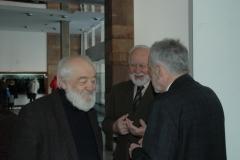 Dusko M. Petrovic akademik Nikola B. Popovic i dr Ljubodrag Ristic