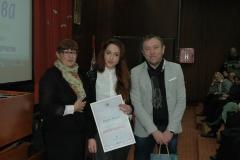 Jelena Vidic druga nagrada