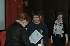 Marko Jovanovic, druga nagrada