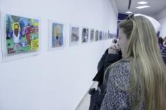 Изложба са преко пет стотина радова