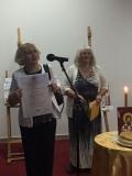 06 Gordana Denic likovni pedagog 4 nagradjena ucenika na 10 Svetosavskih likovnih konkursa