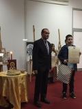 11 Treca nagrada Petar Erak i prof dr Milos Solaja