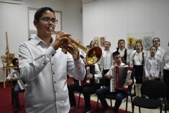 16 Hor i Orkestar OS Sveti Sava Banjaluka Solista na trubi