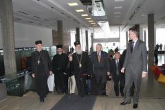 Патријарх Иринеј у Народној библиотеци Србије