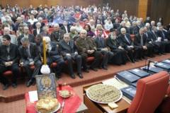 Светосавска публика у Народној библиотеци Србије