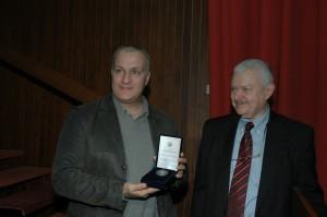 Plaketa za Drutvo za srpski jezik2015