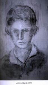 Аутопортрет Злате Бојовић