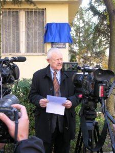 """Реч Душана Зупана председника Друштва """"Свети Сава"""""""