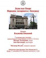 16 Opera NP plakat 13 decembar 2019
